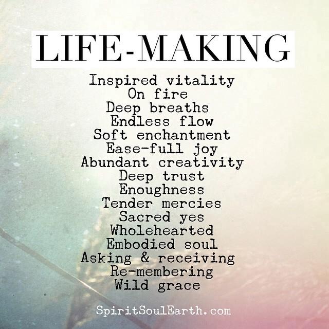 life making